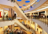 The Point Shopping Mall Inside